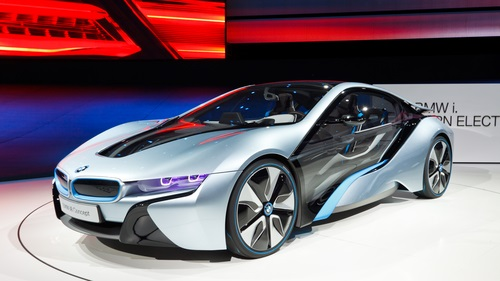 BMW Racing Towards Self-Driving Cars