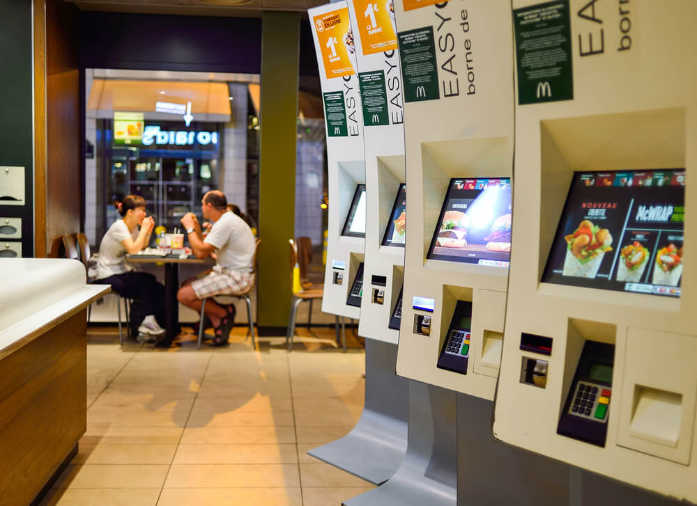 McDonald's New Kiosk System Will Let People Build Their Own Burgers & Sundaes