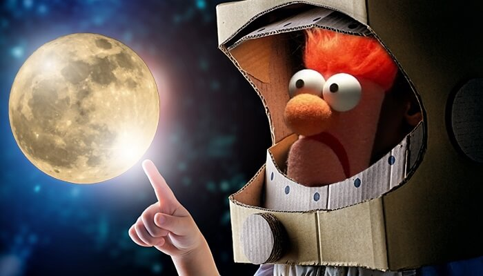 Going Back to the Moon with Beaker - Alvexo