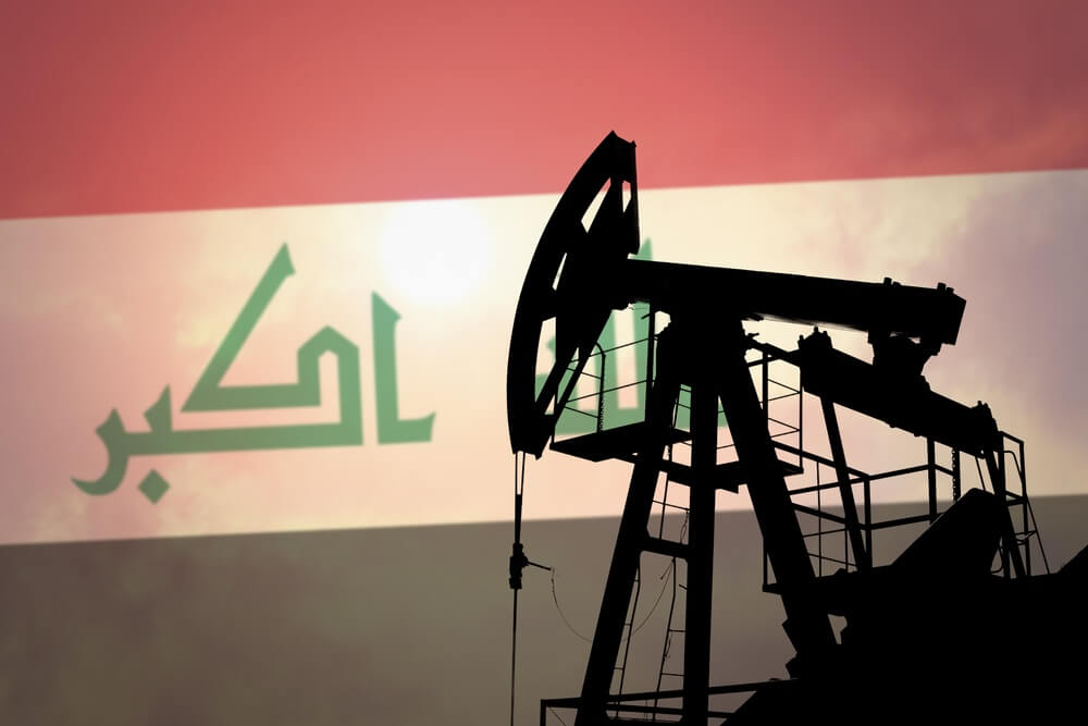 Iraq producing more oil