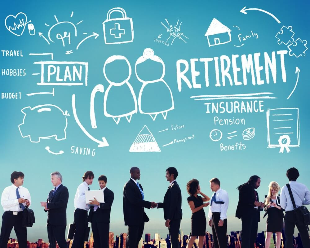Start making a Retirement Plan - Alvexo