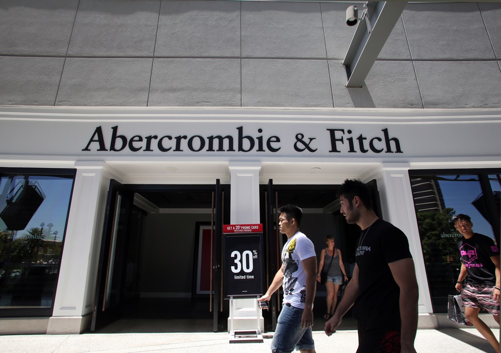 Abercrombie and Fitch Stocks - Alvexo
