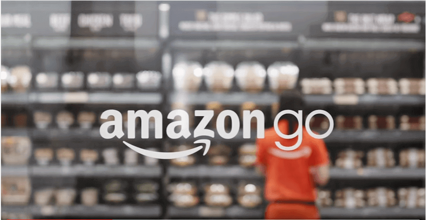 Amazon Go - New Shopping App