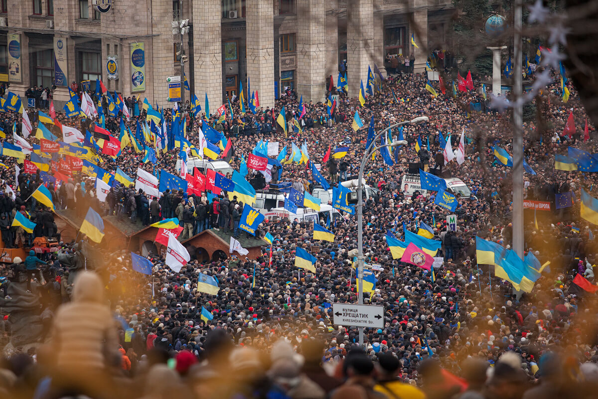 The Ukraine and Russian Crisis