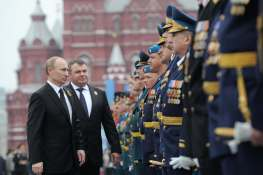 Russia Coming out of Deep Freezer - Alvexo