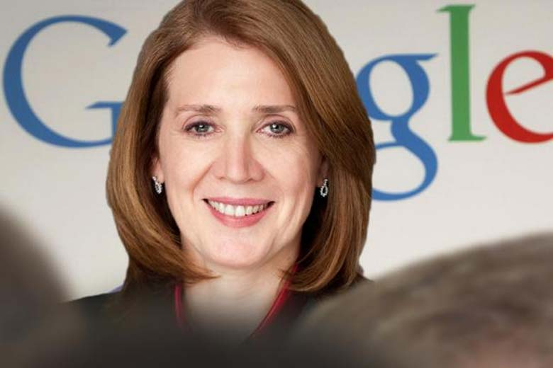 Ruth Porat joins Alphabet