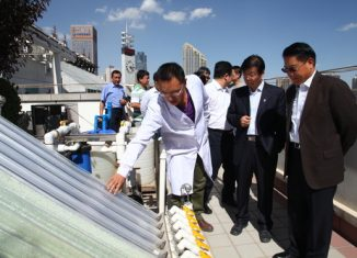 Solar-Energy-Center-in-Lanzhou-China