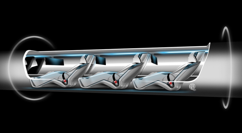Space X Hyperloop Contest