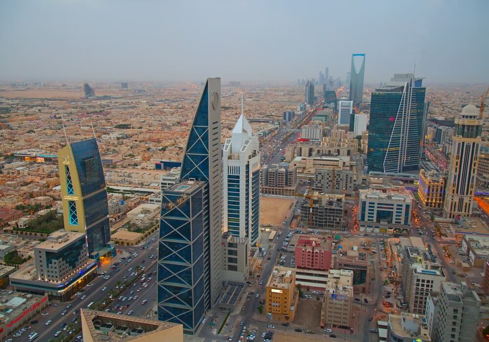 Saudi Arabia Capital with Changing Reform