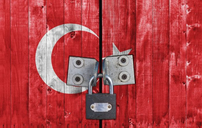 Turkey's Freedom of Expression gone