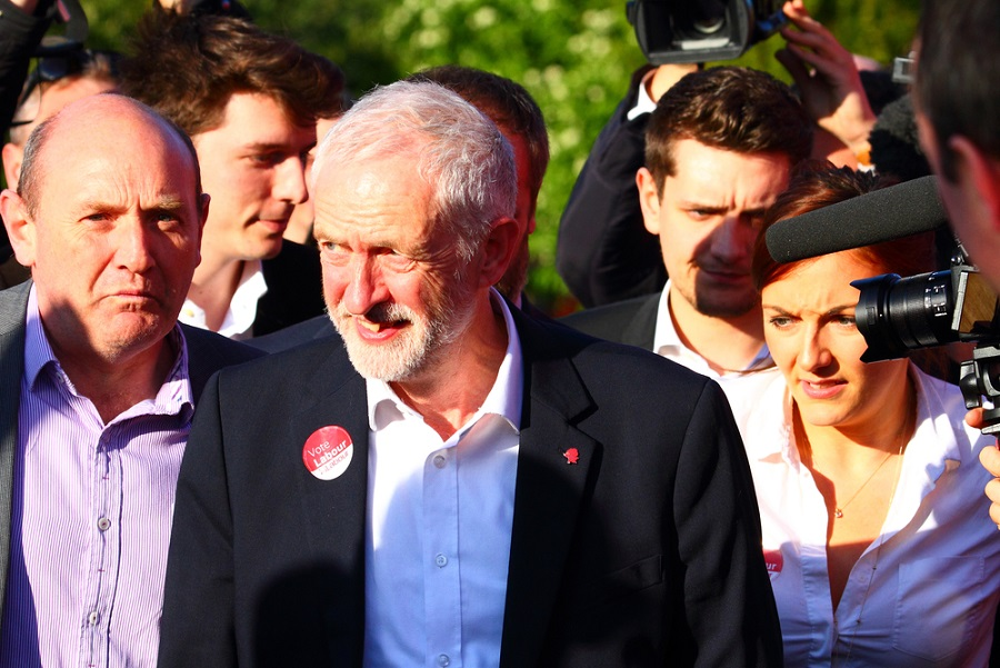 Corbyn and the Labour Party