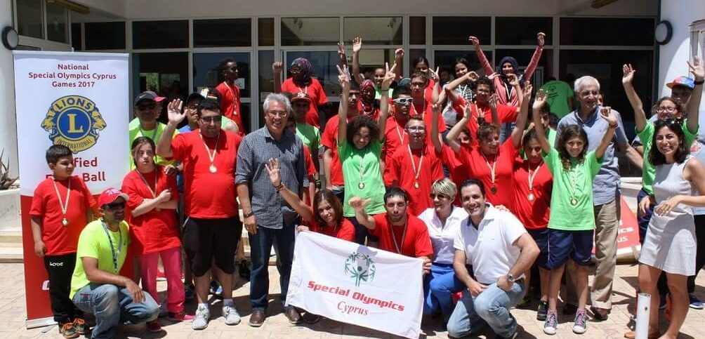 Special Olympics Playing without Borders (1)