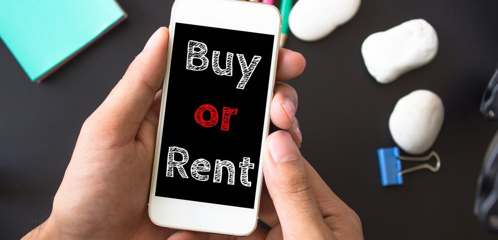 Buy or Rent in the Housing Market
