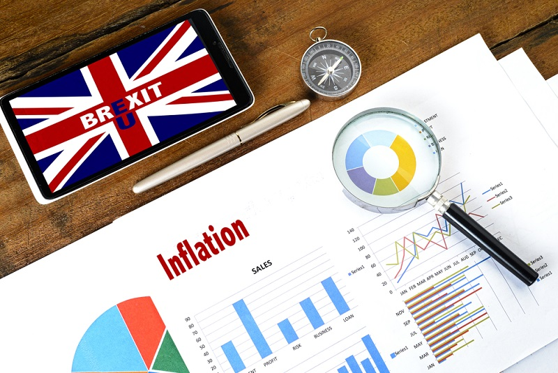 Inflation for the UK economy has begun