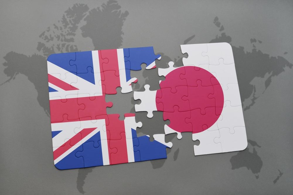 japan and uk