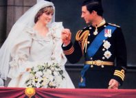 Princess Di and Prince Charles Wedding