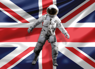 UK is going to Space