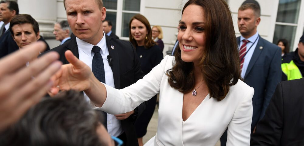 Kate Middleton pregnant again