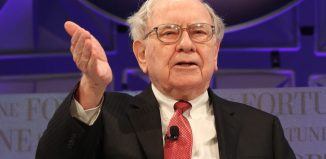 Warren Buffett Chairman CEO of Berkshire Hathaway