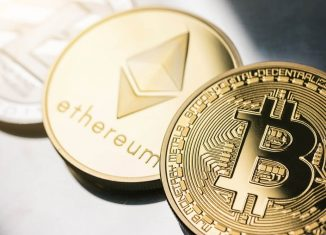 cryptocurrencys Bitcoin, Litecoin, Ethereum