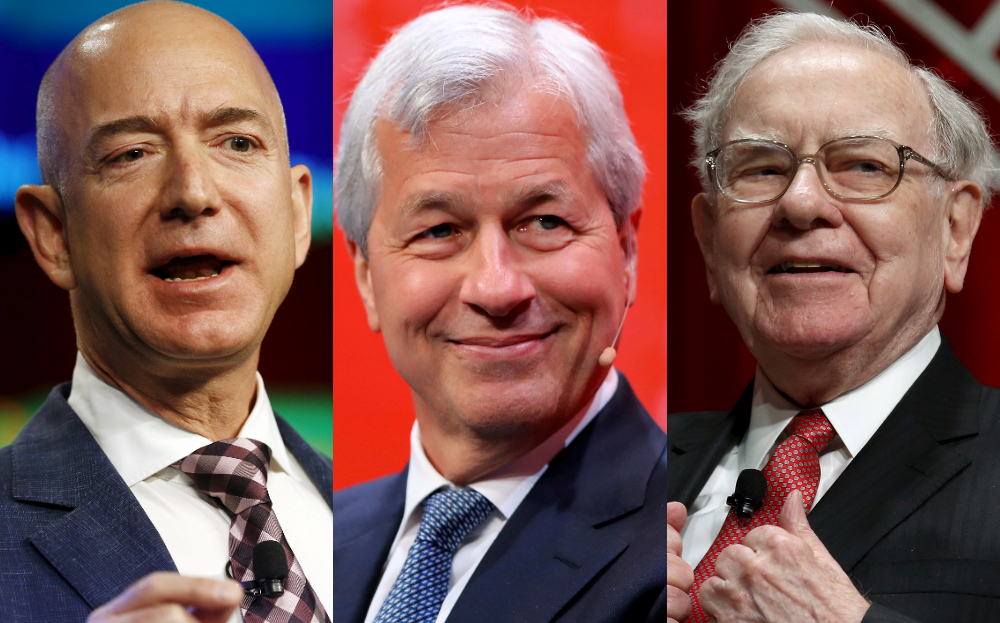 Jamie Dimon: Why JPMorgan, Amazon, Berkshire Hathaway are starting healthcare venture forecast