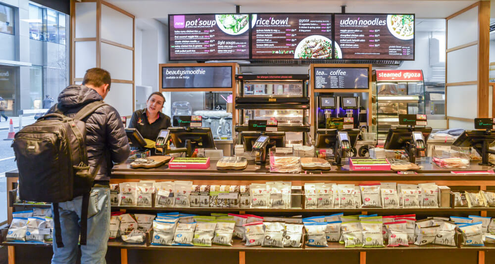 Quarter Master Natural Food Store London On