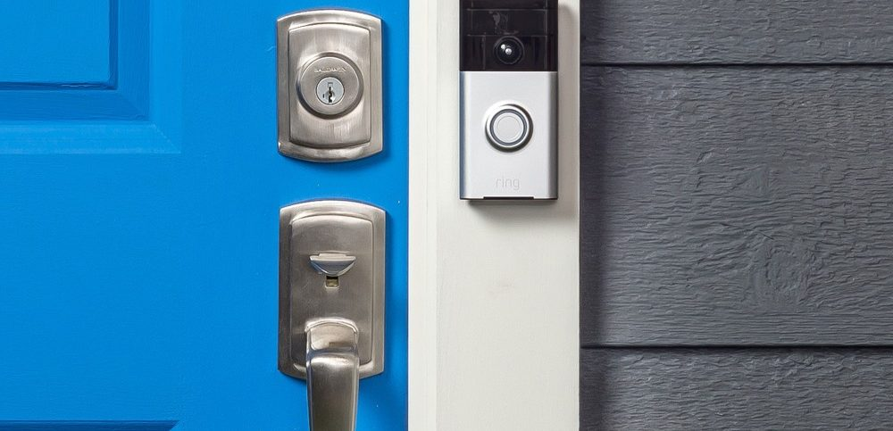 Ring Comany example doorbell