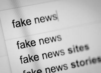 Searching for fake news on the internet