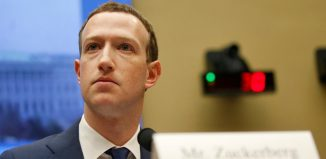 Facebook CEO Mark Zuckerberg testifies before the House Energy and Commerce Committee in Washington