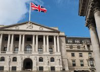 Headquarters of the Bank of England