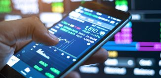 Making trading online on the smart phone New ways to make economy and trading
