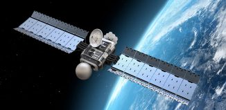 """Theresa May: """"UK can't risk exclusion from the E.U.'s Galileo satellite navigation system's core development"""""""