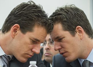 Tylor and Cameron Winklevoss still believe in Bitcoin's potential. Image: REUTERS/Lucas Jackson