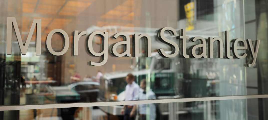 "Morgan Stanley's CEO James Gorman: ""We produced strong results across the franchise"". Net income is up to 20 percent.. (image: REUTERS/Lucas Jackson)"