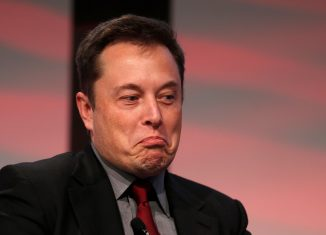 """Funding secured!"" Are you high Mr Musk? REUTERS/Rebecca"