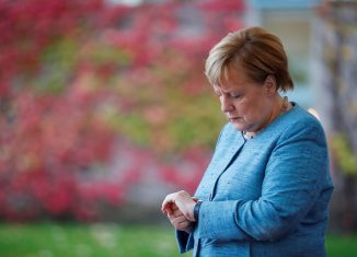 """Angela Merkel: """"As chancellor and leader of the CDU, I'm politically responsible for everything, for successes and for failures"""". (image: REUTERS/Hannibal Hanschke)"""