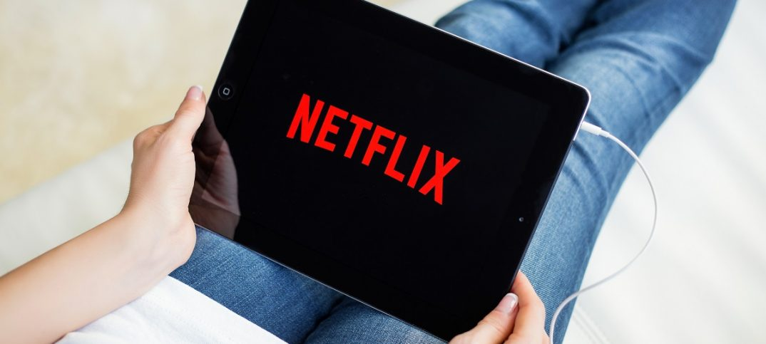 "Netflix CEO Reed Hastings in his Q2 shareholder letter: ""We'll continue to finance our capital needs in the high-yield market,"" (imag: Shutterstock.com)"