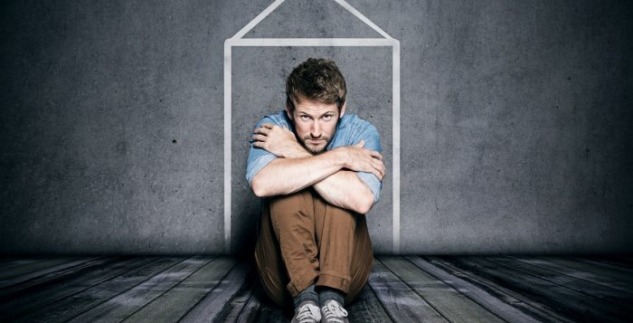 young renters now spending three times more on housing costs than their grandparents did. (image: shutterstock.com)