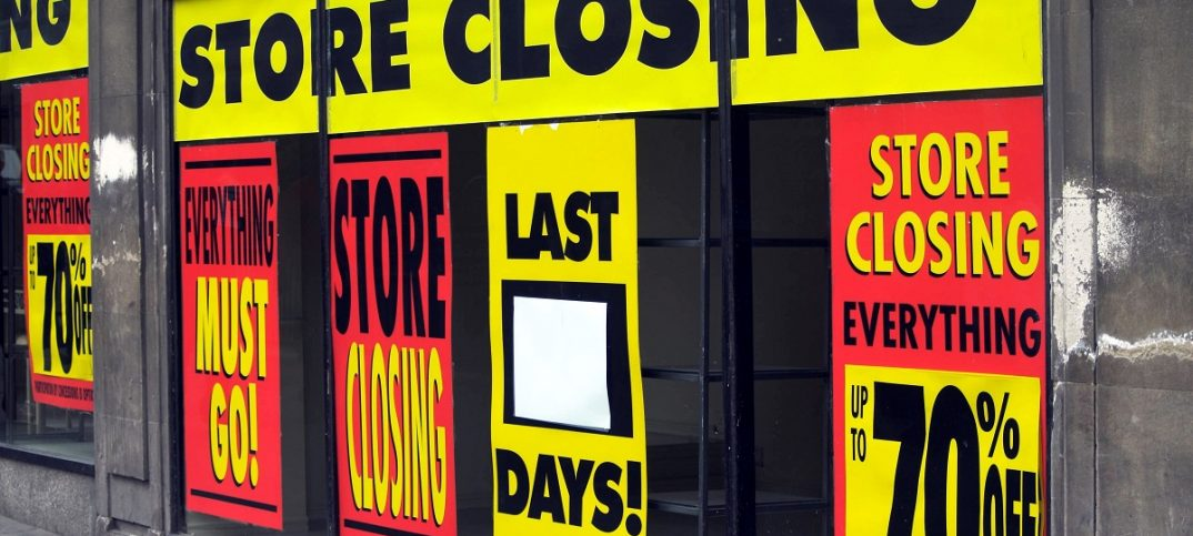 "David Jinks: ""Half of existing stores may disappear by 2023 — that's largely down to the impact of e-commerce. It's more efficient, greener and comes with better protections for consumers,"" (image: shutterstock.com)"