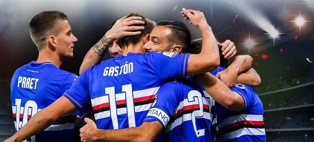 Alvexo and U.C. Sampdoria converge