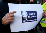 Julian Assange, the founder of Wikileaks, may be extradited to the US