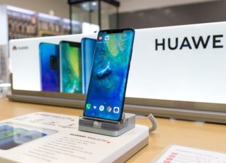 the revenue for 2019 will be around $100 billion for Huawei in 2019