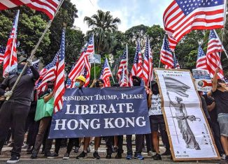 """China accuses US lawmakers of """"sinister intention to destroy Hong Kong"""""""