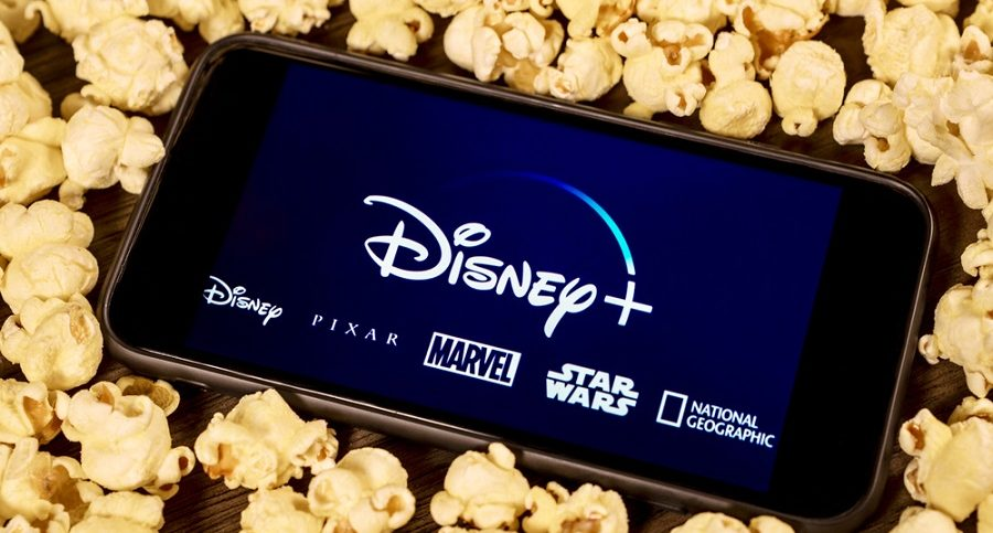 Shares of Walt Disney surged following the highly successful launch of the Disney+ new streaming service.