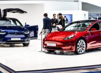 Tesla posted a surprise Q3 profit