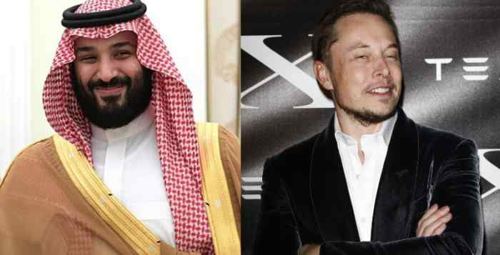 Aramco and Tesla Redefine What Stock Price Means