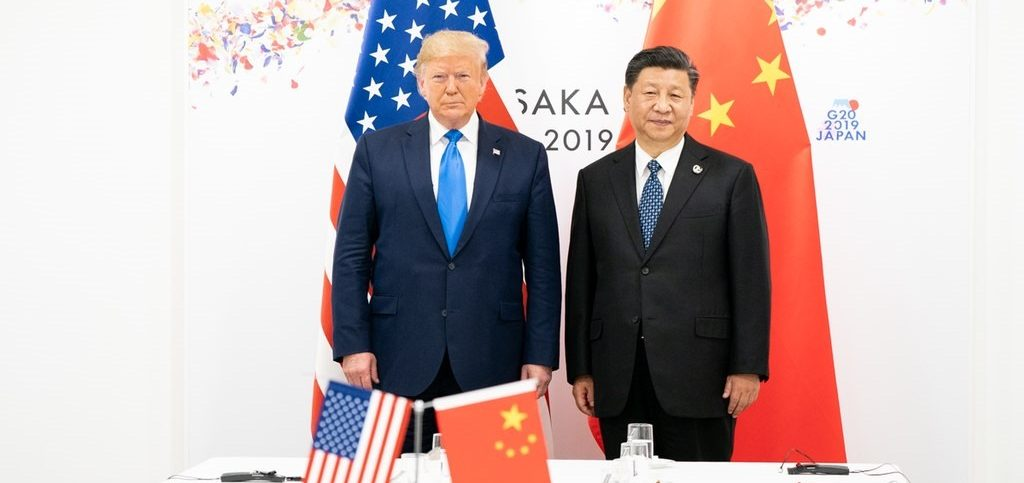 China and US map out deal to end trade war