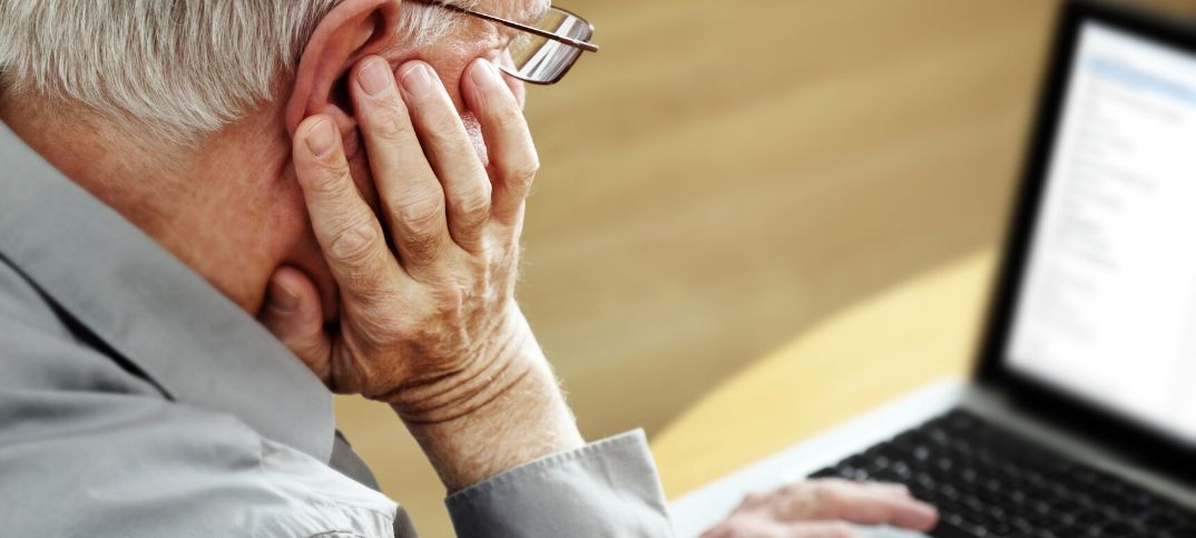 Elder people express difficulties with technologies