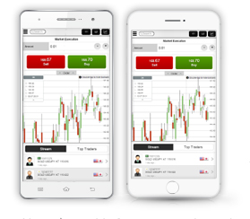 Mobile Trading with Alvexo