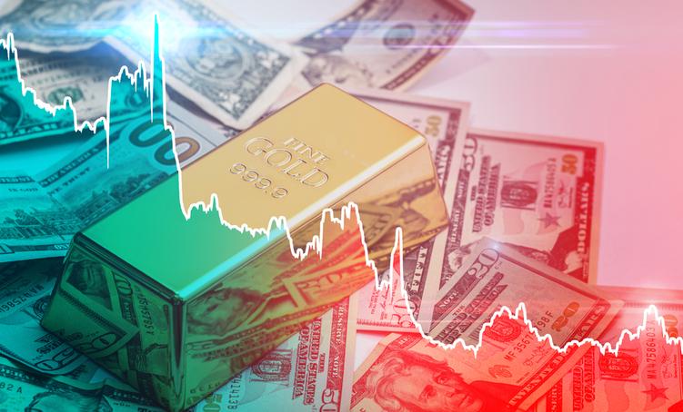 L'or, le dollar et les taux